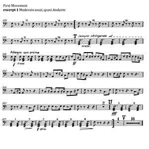 樂團片段及總譜